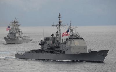 Laser Peening System to Mitigate Aluminum Corrosion in Combat Ship